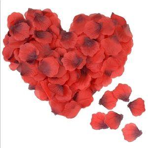 Other - 2000 Piece Red Rose Petals Wedding Bridal Decor